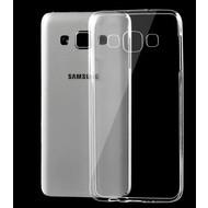 Samsung Galaxy J1 2016 - Siliconen Case Hoesje Transparant