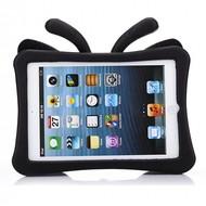 Apple iPad 2 Beschermhoes voor kinderen vlinder (zwart)