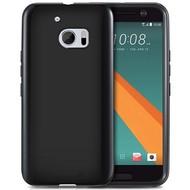 HTC 10 - Tpu Siliconen Case Hoesje Zwart