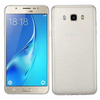 Samsung Galaxy J7 2016 Transparant Hoesje Tpu Siliconen Case