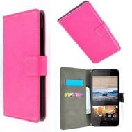 HTC Desire 830 Wallet Bookcase Hoesje Roze