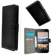 HTC Desire 830 Wallet Bookcase Hoesje Zwart
