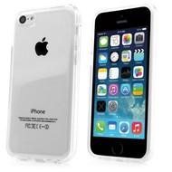 Apple iPhone SE - Smartphone Hoesje Tpu Siliconen Case Transparant