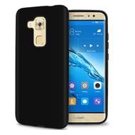Huawei Nova Plus Tpu Siliconen Case Hoesje Zwart