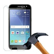 Samsung Galaxy J2 2016 Tempered Glass / Glazen Screenprotector 2.5D 9H