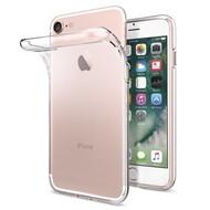 Transparant Pvc Siliconen case hoesje voor Apple iPhone 7