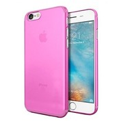 Apple iPhone 7 Hoesje Tpu Siliconen Case Roze