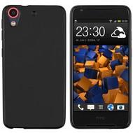 Zwart Tpu Siliconen hoesje voor de HTC Desire 630