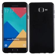 Samsung Galaxy A5 2016 Tpu Siliconen Case Hoesje Zwart