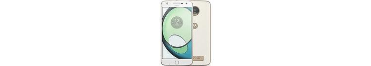 Motorola Moto Z Play Hoesje