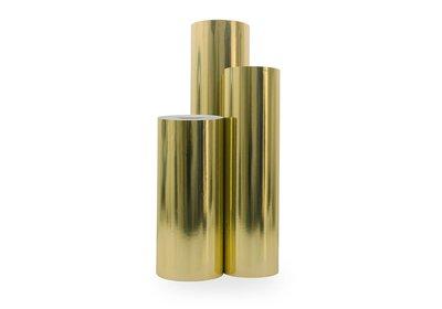 Kadopapier 30/50 cm 150 meter Metallic Goud