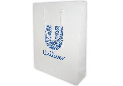 Papier Kraft koordtas bedrukt met uw logo ca.10 werkdagen 4.8