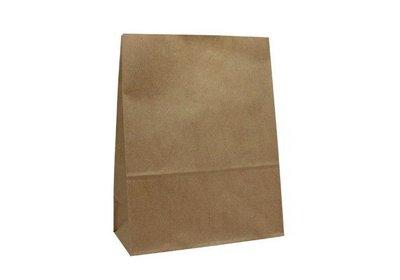 Papieren American bags bedrukt met uw logo ca.10 werkdagen 4.10