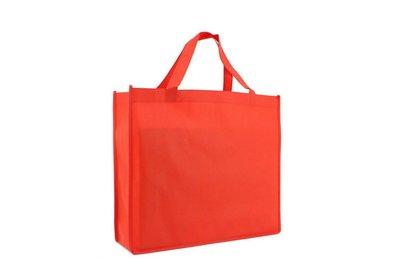 Non Woven shopper tas bedrukt met uw logo ca.10 werkdagen 9.1