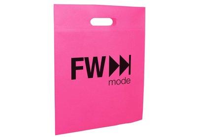 Non Woven draagtas bedrukt met uw logo ca.10 werkdagen 9.4