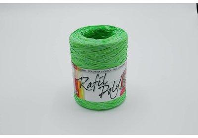 Raffialint 15mm 200m mint-groen