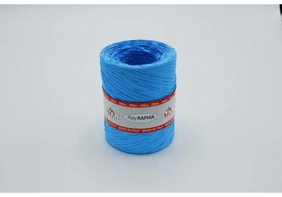Raffialint 15mm 200m lichtblauw