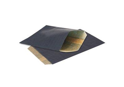 Papieren Kraft zakjes á 1000 stuks donkerblauw