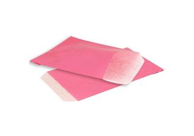 Papieren Kraft zakjes á 1000 stuks fuchsia