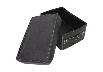 Luxe accessoires doos zwart