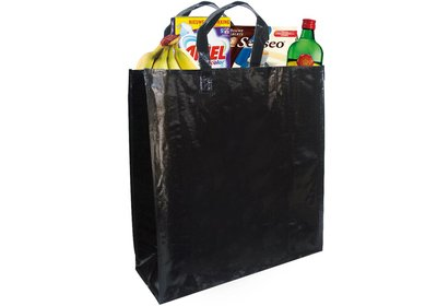 PP Big shopper Zwart