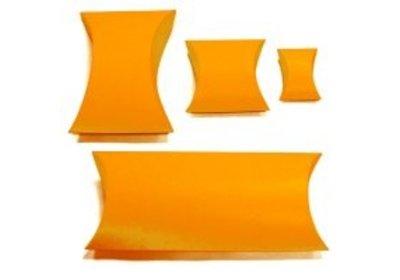 Gondeldoosje oranje SALE