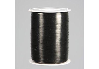 Krullint 5mm 500m zwart