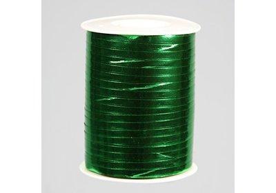 Krullint 5mm 500m metallic groen