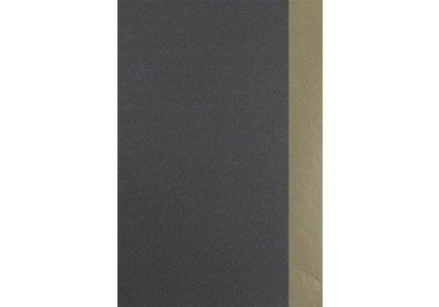 Kadopapier 50 cm 100 meter dubbelzijdig kerstmis taupe