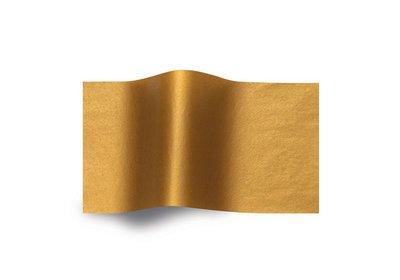 Vloeipapier metallic copper