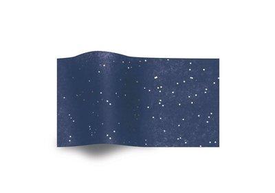 Vloeipapier Gemstones Navy Blue