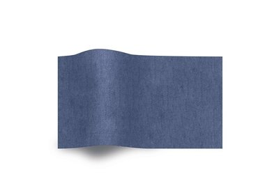 Vloeipapier Navy Blue