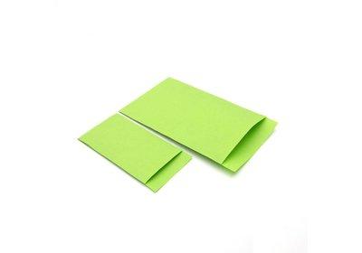 Luxe Accessoires zakje á 250 stuks  groen Kraft