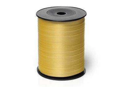 Krullint 10mm 250m goud