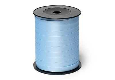 Krullint 10mm 250m lichtblauw