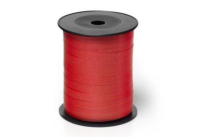 Krullint 10mm 250m rood