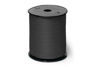 Krullint 10mm 250m zwart