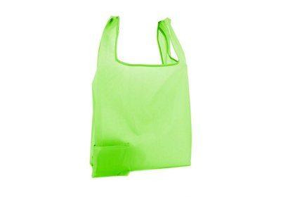 Polyester Shop-in-Bag Green