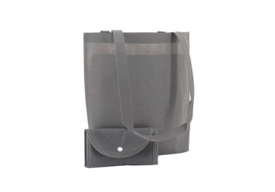 Non Woven Shop-in-Bag Grijs
