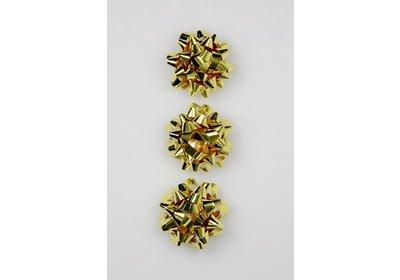 Starbow mini metallic goud 100 stuks