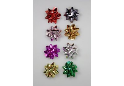 Starbow mini metallic assorti 100 stuks