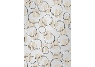 Kadopapier 30/50 cm 250 meter design Circle Recycled paper