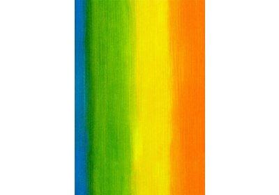 Kadopapier 30/50 cm 250 meter design Rainbow Recycled paper