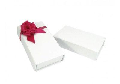 Luxe Magneet doos Wit + mat laminaat vanaf € 1,69 per stuk