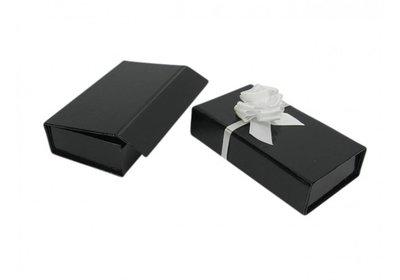 Luxe Magneet doos Zwart + glans laminaat vanaf € 1,69 per stuk