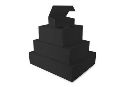 Luxe magneet doos Zwart