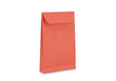 Papieren Kado zakjes á 1000 stuks rood