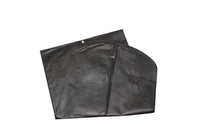 Kledinghoes Non Woven zwart-grijs