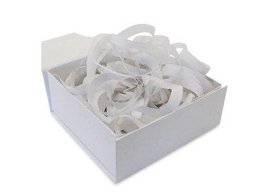 Wit kraft papier opvulmateriaal á 5 kg per doos