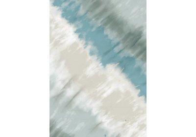 Kadopapier 30/50 cm 200 meter Essence blue